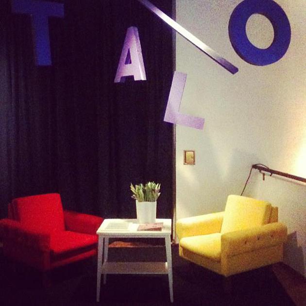 Talo at Rovaniemi Design Week. Photo: Katariina